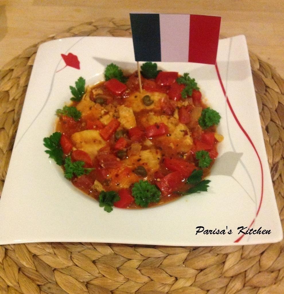 Chicken Cacciatore (Italian Hunter-Style Chicken Stew)   Parisa's ...