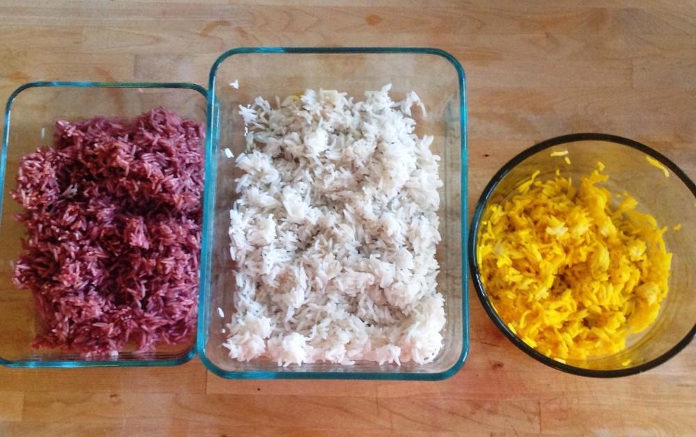 Saffron Rice with Morello Cherries (Albaloo Polo) (6/6)
