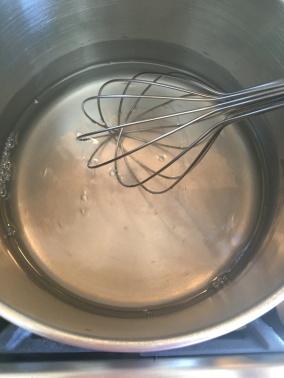 boil mixture